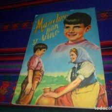 Coleccionismo Álbum: BUEN ESTADO, MARCELINO PAN Y VINO COMPLETO 240 CROMOS. FHER 1955.. Lote 118877931