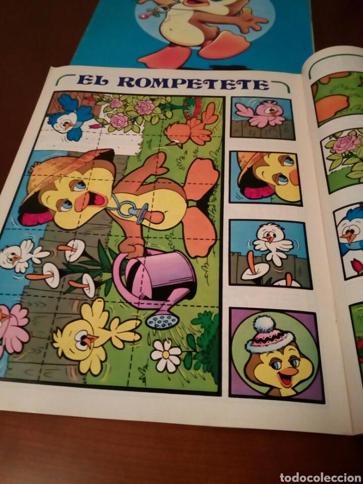 Coleccionismo Álbum: PETETE álbum completó cromos sin pegar con sus laminas sin recortar y revistas - Foto 84 - 119309728