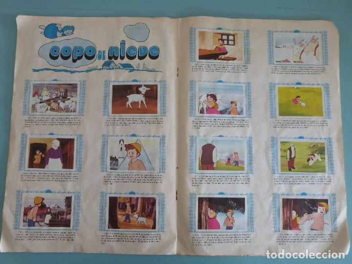 Coleccionismo Álbum: ÁLBUM COMPLETO DE HEIDI AÑO 1975 DE FHER VER BIEN FOTOS - Foto 10 - 119615115