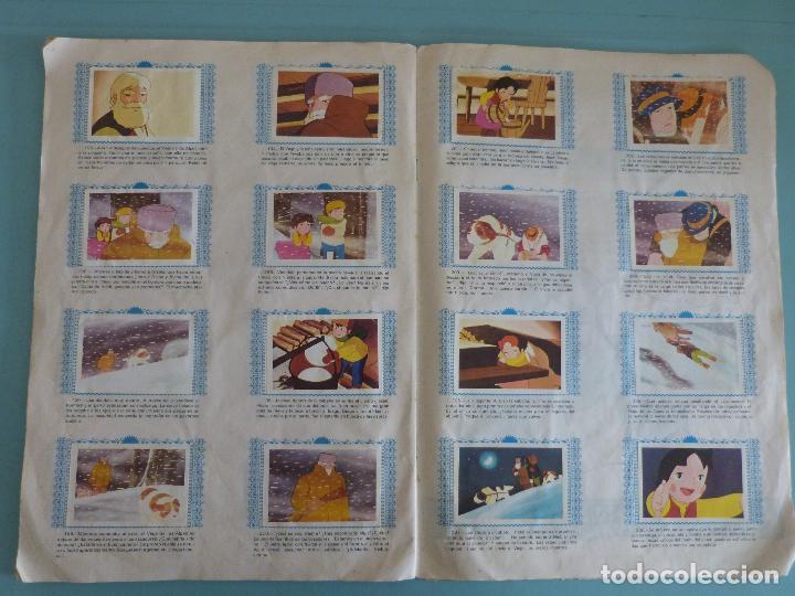 Coleccionismo Álbum: ÁLBUM COMPLETO DE HEIDI AÑO 1975 DE FHER VER BIEN FOTOS - Foto 16 - 119615115