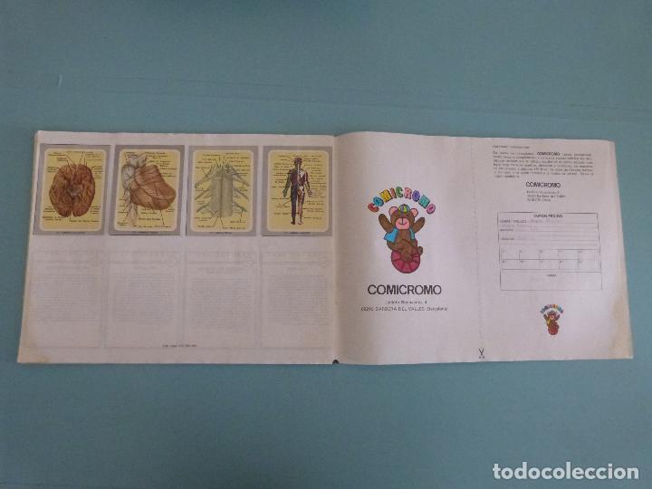 Coleccionismo Álbum: ÁLBUM COMPLETO DE VIDA Y COLOR AÑO 1992 DE COMICROMO VER BIEN FOTOS - Foto 17 - 119623571