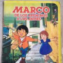 Coleccionismo Álbum: ALBUM DE CROMOS MARCO, DE LOS APENINOS A LOS ANDES (1ª PARTE) COMPLETO. Lote 120119695