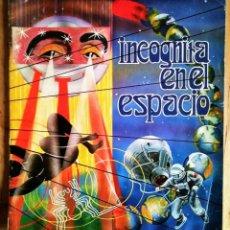 Coleccionismo Álbum: ALBUM DE CROMOS INCÓGNITA EN EL ESPACIO - COMPLETO - CAIXA D'ESTALVIS DE CATALUNYA LA CAIXA 1976. Lote 120125475