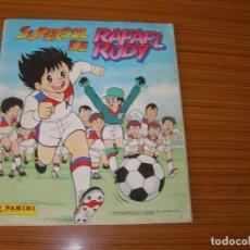 Coleccionismo Álbum: SUPERGOL DE RAFAEL RUDY COMPLETO 240 CROMOS EDITA PANINI . Lote 120405099