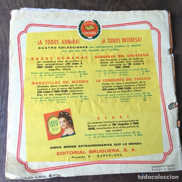 Coleccionismo Álbum: Álbum de cromos completo Los años jóvenes de una Reina - Foto 3 - 120406951