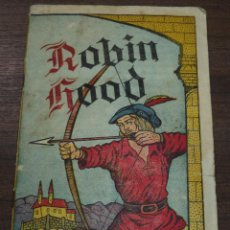 Coleccionismo Álbum: ALBUM COMPLETO. ROBIN HOOD. 100 CROMOS. . Lote 120624083