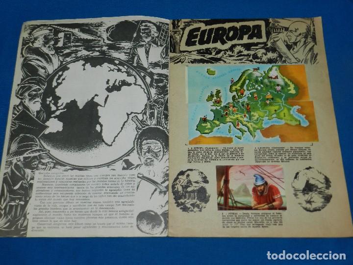 Coleccionismo Álbum: ALBUM COMPLETO - ALBUM GRANDES CONQUISTADORES , CHOCOLATES SOLE , COMPLETO , BUEN ESTADO - Foto 2 - 120907563