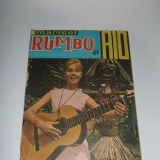 Coleccionismo Álbum: ALBUM DE CROMOS, MARISOL RUMBO A RIO, COMPLETO, BUEN ESTADO, EDITORIAL FHER. Lote 121109131