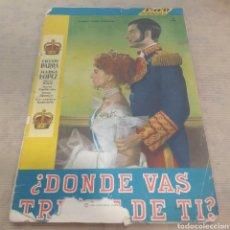 Coleccionismo Álbum: ÁLBUM COMPLETO FHER ¿DONDE VAS TRISTE DE TI? FHER. Lote 121233358