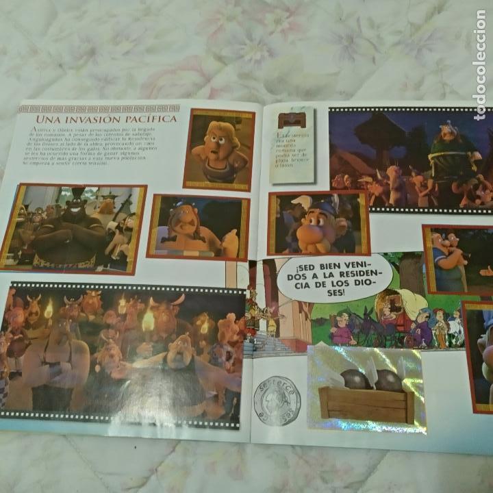 Coleccionismo Álbum: Colección Completa Asterix La Residencia de los Dioses - Foto 2 - 121287463