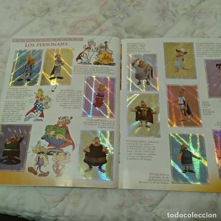 Coleccionismo Álbum: Colección Completa Asterix La Residencia de los Dioses - Foto 3 - 121287463