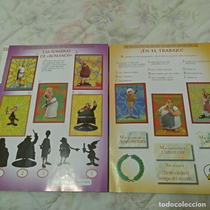 Coleccionismo Álbum: Colección Completa Asterix La Residencia de los Dioses - Foto 4 - 121287463