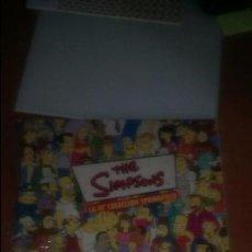 Coleccionismo Álbum: LOS SIMPSONS ALBUM COMPLETO 3ª COLECCION. Lote 121412139