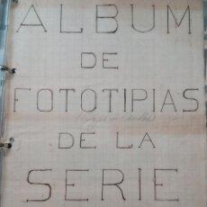 Coleccionismo Álbum: FOTOTIPIAS -ALBUM Nº SERIE 33 COMPLETA DAMAS PRINCESAS DUQUESAS PRECIOSA COLECCIÓN.75-A.1915. Lote 121614547