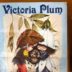 Coleccionismo Álbum: VICTORIA PLUM COMPLETO. Lote 121853523