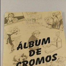 Coleccionismo Álbum: ALBUM DE CROMOS - PERSONAJES DE LA LITERATURA INFANTIL Y JUVENIL - COMPLETO 72 CROMOS- 1997. Lote 122316071