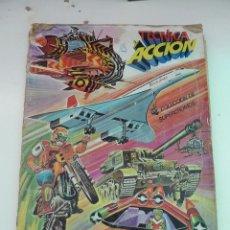 Coleccionismo Álbum: ALBUM TECNICA Y ACCION. Lote 122539163