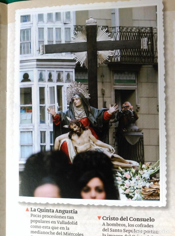 Coleccionismo Álbum: ALBUM DE LA SEMANA SANTA DE VALLADOLID PASO A PASO - EXCELENTE - COMPLETO - VER FOTOGRAFIAS NUEVO - Foto 8 - 122949123
