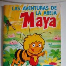 Sammeln Sammelalbum - ÁLBUM COMPLETO LA ABEJA MAYA DANONE 1977 - 123041536