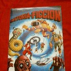 Coleccionismo Álbum: HISTORIA-FICCION ALBUM CROMOS COMPLETO (1980) ORIGINAL HISTORIA Y FICCION - ED. MAGA -GUERRAS FUTURO. Lote 123151691