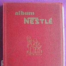 Coleccionismo Álbum: ALBUM NESTLE, ALBUM CROMOS, EDICION DE LUJO, TOMO I, COMPLETO, VER FOTOS ADICIONALES. Lote 123215171