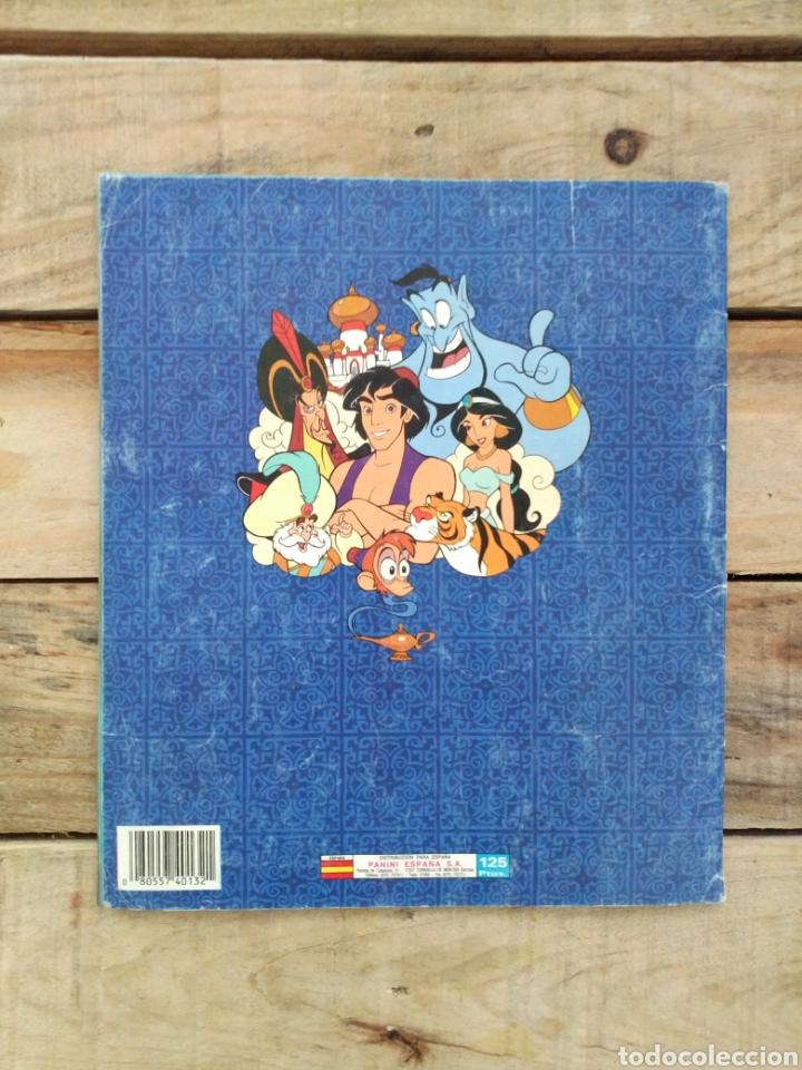 Coleccionismo Álbum: Album Aladín Disney - Panini - Foto 4 - 123221454