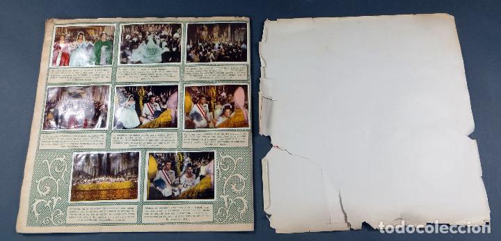 Coleccionismo Álbum: Sissi Editorial Bruguera álbum completo película Romy Schneider 1957 - Foto 6 - 123349407