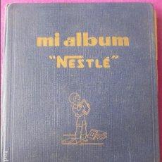 Coleccionismo Álbum: ALBUM CROMOS MI ALBUM NESTLE, COMPLETO, . Lote 123705067
