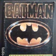 Coleccionismo Álbum: BATMAN ALBUM CROMOS COMPLETO . Lote 123838471