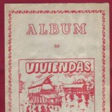 Coleccionismo Álbum: CASULLERAS - ALBUM DE VIVIENDAS - ALBUM COMPLETO. Lote 124198915