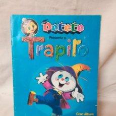 Coleccionismo Álbum: PETETE PRESENTA A TRAPITO. Lote 124521819