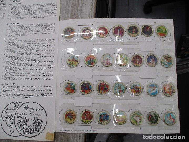 Coleccionismo Álbum: ALBUM CROMOS COMPLETO ORIGINAL MONTREAL 96 COCA COLA - Foto 4 - 124539667