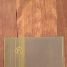 Coleccionismo Álbum: ALBUM DE CROMOS EDITADO EN ALEMANIA , COMPLETO, DIE WELT IN BILDERN, AÑOS 30 . Lote 124640911