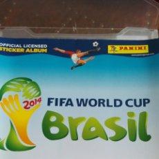 Coleccionismo Álbum: ALBUM FIFA WORLD CUP 2014 BRASIL. Lote 125319680