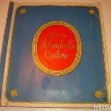 Coleccionismo Álbum: ALBUM COMPLETO CON 300 CROMOS EN RELIEVE DE ACTRICES DE CINE....KUR MARK CIGARETTEN.. Lote 125820871