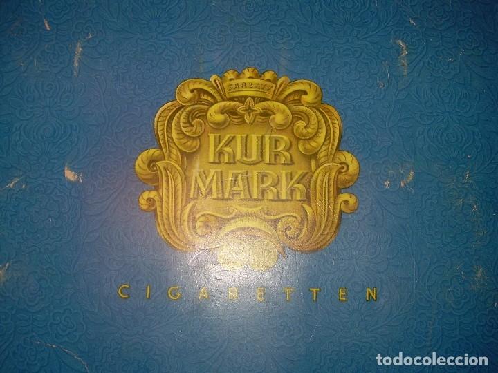 Coleccionismo Álbum: ALBUM COMPLETO CON 300 CROMOS EN RELIEVE DE ACTRICES DE CINE....KUR MARK CIGARETTEN. - Foto 3 - 125820871