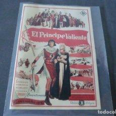 Coleccionismo Álbum: ALBUM FASCIMIL DEL PRINCIPE VALIENTE ( EDITORIAL BISTAGNE,AÑOS 40) .!!MUY DIFICIL!!. Lote 126174823