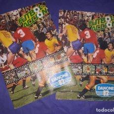 Coleccionismo Álbum: FUTBOL EN ACCION,DANONE 82. Lote 126205915