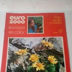 Coleccionismo Álbum: ÁLBUM COMPLETO EURO 2000 N9. Lote 126586323
