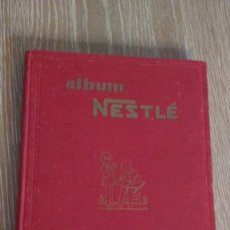 Coleccionismo Álbum: ALBUM COMPLETO NESTLE, ALBUM NESTLE TOMO I. Lote 126637751