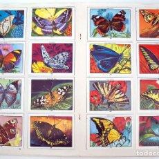 Coleccionismo Álbum: ALBUM 1982 CIENCIAS NATURALES 1. FOURNIER EASO. COMPLETO. ANIMALES, ANATOMIA. Lote 97069455