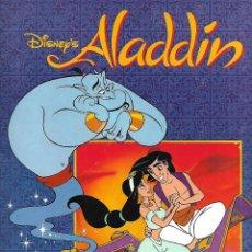 Coleccionismo Álbum: ALBUM DE CROMOS ALADINO COMPLETO BUEN ESTADO. Lote 127729211