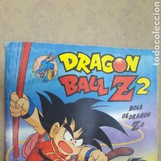 Coleccionismo Álbum: ÁLBUM DRAGON BALL BOLA DRAGON Z 2. Lote 127909707