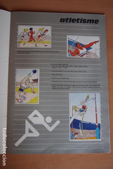 Coleccionismo Álbum: ALBUM CROMOS L'ANXANETA. OR, PLATA, BRONZE. COMPLETO. CAIXA DE CATALUNYA. CAJA CATALUÑA. VER FOTOS - Foto 6 - 128111275