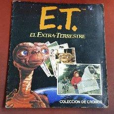Coleccionismo Álbum: ALBUM ET COMPLETO 120 CROMOS EDICIONES ESTE 1982. Lote 128260259