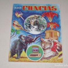 Coleccionismo Álbum - Album Ciencias - Editorial Navarrete 1985 - 100% Completo - 60626343