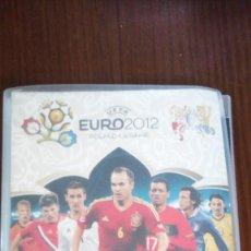 Coleccionismo Álbum: ADRENALYN XL EURO 2012 - COLECCIÓN COMPLETA + ALBUM - 305 CROMOS. Lote 128488415