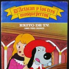 Coleccionismo Álbum: ÁLBUM COMPLETO. D'ARTACAN Y LOS TRES MOSQUEPERROS. AÑO: 1984. LISEL. S.A.. Lote 128601151