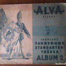 Coleccionismo Álbum: ALBUM ALEMÁN DE SOLDADOS Y ESTANDARTES , AÑOS 30.. Lote 128628003