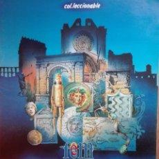 Coleccionismo Álbum: FEM TARRAGONA PER ELS PETITS.144 CROMOS.COMPLETA.SELLADA Y CERTIFICADA POR EL AYUNTAMIENTO.(1990). Lote 128734835